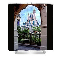 More Magic Shower Curtain by Greg Fortier