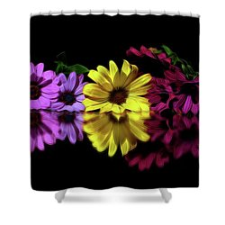 More Reflections Shower Curtain