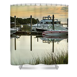 Morgan Creek Shower Curtain