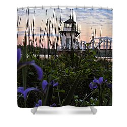 Morning Beauties Shower Curtain
