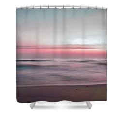 Shower Curtain featuring the photograph Morning Beauty by John M Bailey