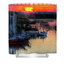 Morning Bliss Shower Curtain