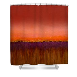Morning Has Broken - Art By Jim Whalen Shower Curtain