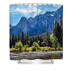Morning Inspirations 3 Of 3 Shower Curtain