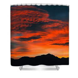 Morning Magic Shower Curtain