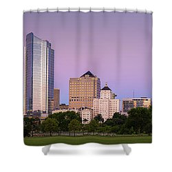 Morning Morning Shower Curtain