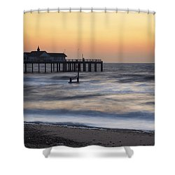 Morning Southwold Shower Curtain