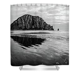 Morro Rock II Shower Curtain