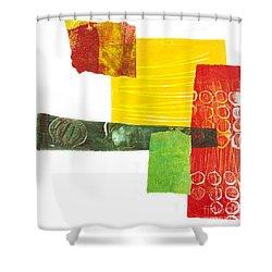 Mosaic 2 Shower Curtain