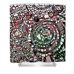 Mosaic No. 26-1 Shower Curtain