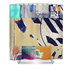 Mosaic2 Shower Curtain
