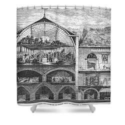 Mo�t Et Chandon, 1862 Shower Curtain by Granger