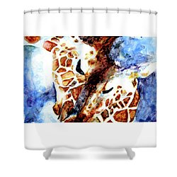 Mother's Love Shower Curtain