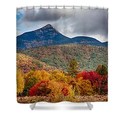 Mount Chocorua-one Shower Curtain