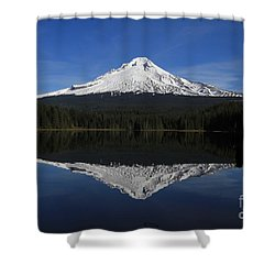 Mount Hood Shower Curtain