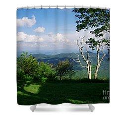 Mount Pisgah Vista Shower Curtain