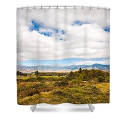 Mount Washington Hotel Shower Curtain
