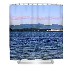 Mount Washington Shower Curtain