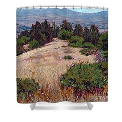 Mountain Meadow Shower Curtain