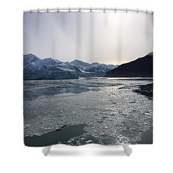 Mountain Reflections II Shower Curtain