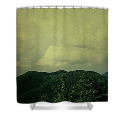 Mountains Are Amazing  Shower Curtain