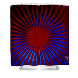 Shower Curtain featuring the photograph Moving 2 by Trena Mara