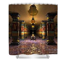 Moving The Pharaoh, 1 Shower Curtain