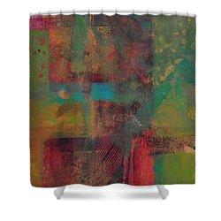 Moving Upward Shower Curtain