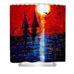 Dripx 70 Shower Curtain