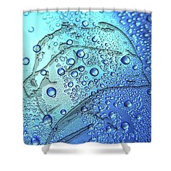 Mr I'm So Cool Shower Curtain