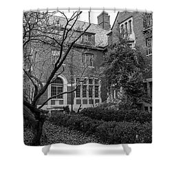 Msu Spring 11 Shower Curtain by John McGraw