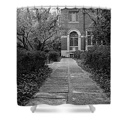 Msu Spring 12 Shower Curtain by John McGraw