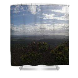 Mt Coolum Shower Curtain