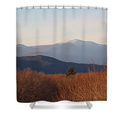 Mt Washington Nh Shower Curtain