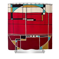 MTV Shower Curtain