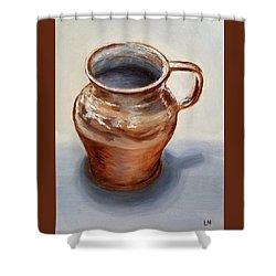 Mug Shower Curtain