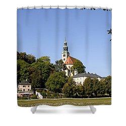 Salzburg Relections Shower Curtain