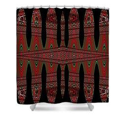 Multi Design Shower Curtain