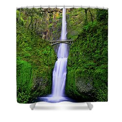 Multnomah Dream Shower Curtain