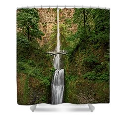 Multnomah Falls Shower Curtain