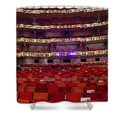 Murrel Kauffman Theater Shower Curtain