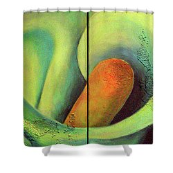 Mushalla Shower Curtain