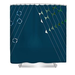 Music Hall Shower Curtain