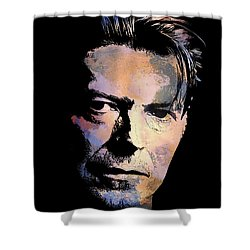 Music Legend 2 Shower Curtain