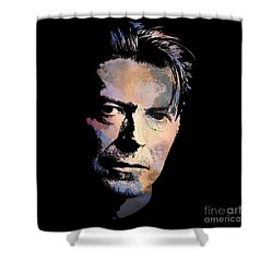 Music Legend. Shower Curtain