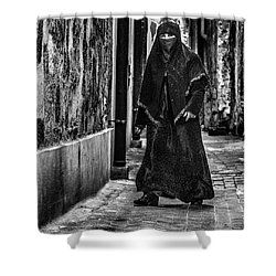 Muslim Women In Palermo Shower Curtain