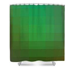 Mutation Shower Curtain