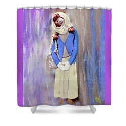 My Bubba Shower Curtain
