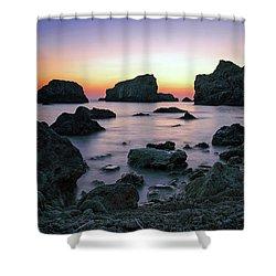 My Favorite Colour Shower Curtain
