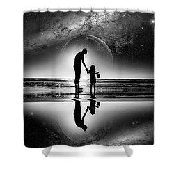 My Future Shower Curtain